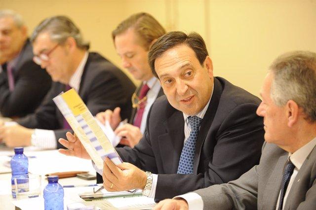 Presidente De Asaja, Pedro Barato