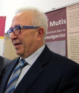 José Sánchez Maldonado, consejero de Economía, Innovación, Ciencia y Empleo.