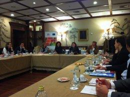 FSC Inserta reunión en Santiago con empresarios