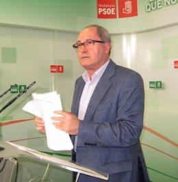 Juan Cornejo, este jueves