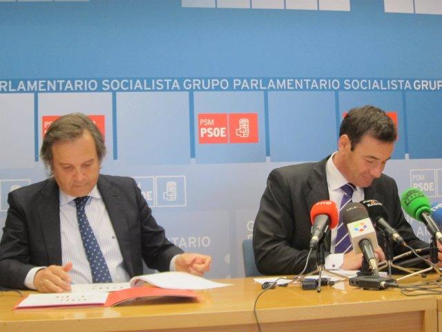 Tomás Gómez Y Antonio Carmona