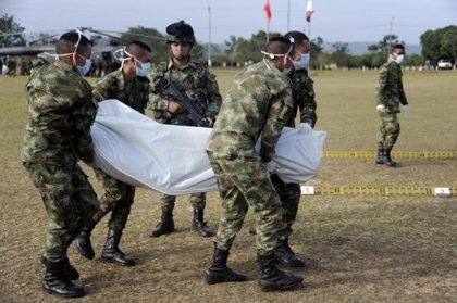 Colombia.- Confirman la muerte de 'El Flaco Arlex', cabecilla de la Columna Móvil Héroes de Marquetalia de las FARC