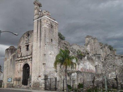De las ruinas de un convento poblano a un premiado centro cultural