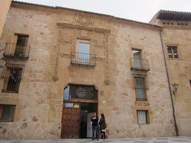 El Centro de Estudios Brasileños de la Universidad de Salamanca