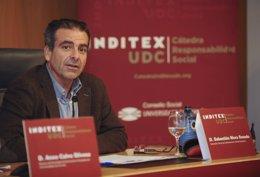 El secretario general de Cáritas en la Cátedra Inditex