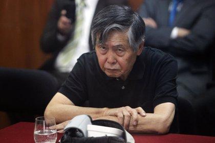 Suspenden el juicio contra Fujimori sobre los 'diarios chicha' por sus problemas de salud