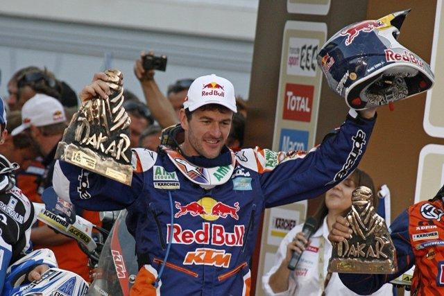 Marc Coma Rally Dakar 2014