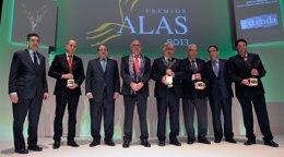 Entrega de los Premios Alas a la Internacionalización de la Empresa Andaluza