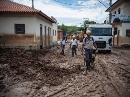 Ya son 24 los muertos por las lluvias torrenciales en Sao Paulo