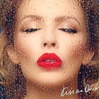 Kylie Minogue desvela portada y título de su nuevo álbum