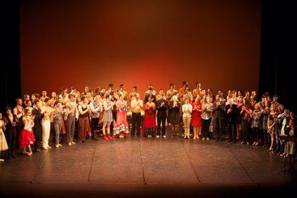 Un centenar de bailarines se presentan a las pruebas para cubrir cinco plazas en el Ballet de la Generalitat