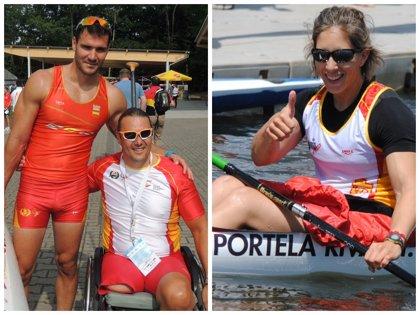 Saúl Craviotto y Teresa Portela, palistas del año para la RFEP