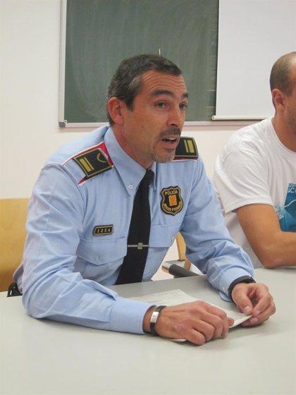 El jefe de Mossos en Ciutat Vella destinado a Les Corts