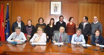 Nuevo Futuro y el Ayuntamiento de Estella pondrán en marcha un proyecto de iniciación al empleo para jóvenes