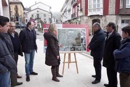 Inaugurada la mejora de la red de abastecimiento de agua potable de los municipios de Villacarriedo y Selaya