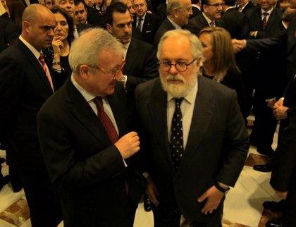 """Arias Cañete: """"Primero hay que terminar la ordenación de los ríos para hacer un Plan Hidrológico de consenso"""""""