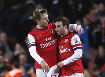 Un doblete de Podolski mete al Arsenal en octavos de la FA Cup
