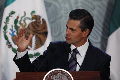 """Peña Nieto afirma que la inseguridad """"empaña"""" la imagen de México"""