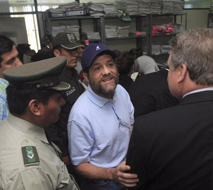 Ostreicher habla por primera vez tras su fuga de Bolivia