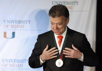 Santos ganaría las elecciones presidenciales