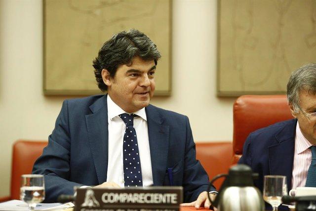 Moragas comparece en el Congreso