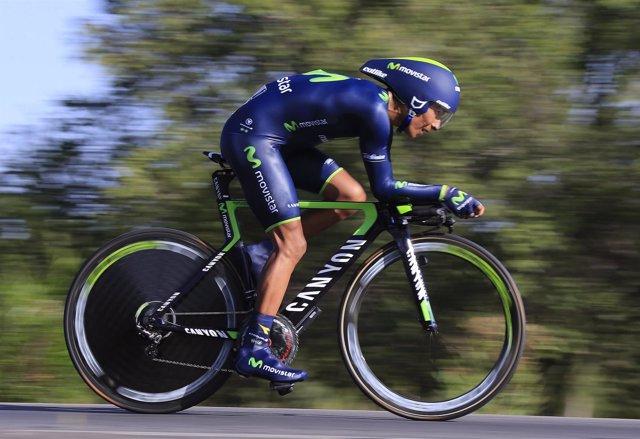 Nairo Quintana Movistar Tour de San Luis