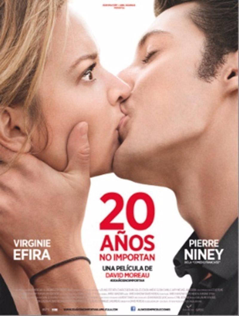 La comedia francesa '20 años no importan' se ríe de la diferencia de edad en las relaciones