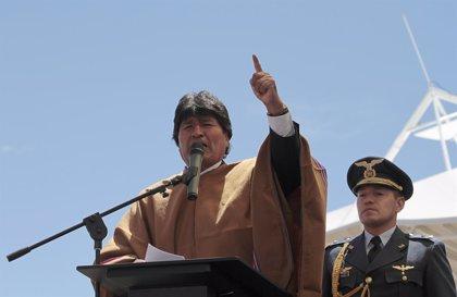 Bolivia.- Morales anuncia una pensión vitalicia para los deportistas que consigan premios internacionales