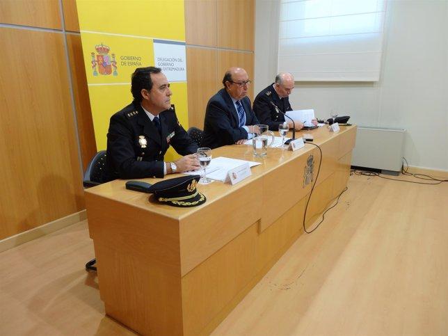 Delegación Gobierno en Extremadura