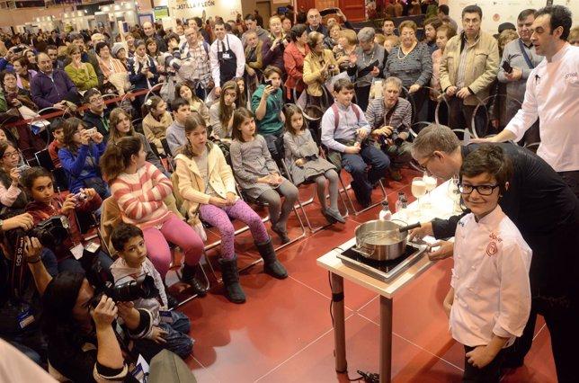 Mario Palacios promociona La Rioja en FITUR