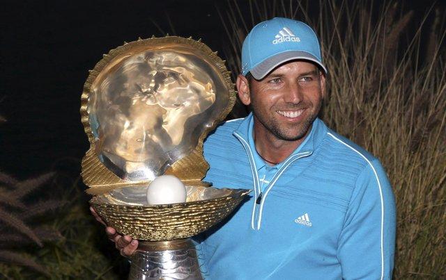 Sergio García Qatar Masters Catar