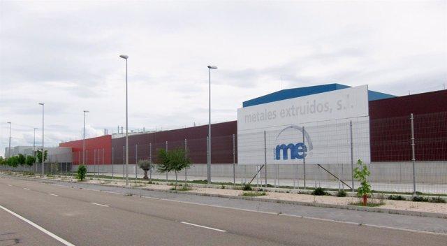 Factoría de Metales Extruidos