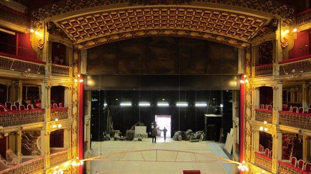 El Teatro Romea Por Dentro