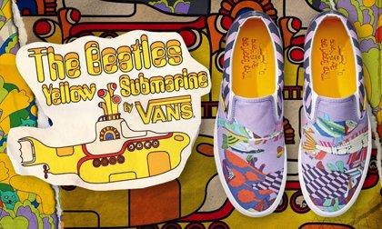 Las zapatillas Vans de los Beatles