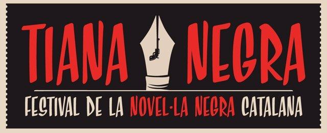 Cartel de la segunda edición del Festival Tiana Negra