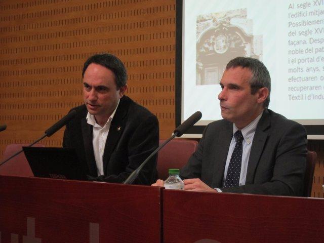 J.Ciurana y J.L.Alay
