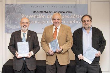 Once sociedades crean el primer Documento de Consenso sobre prevención del Herpes Zóster y la neuralgia post-herpética