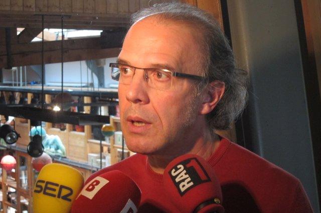 Ricard Gomà, ICV-EUiA