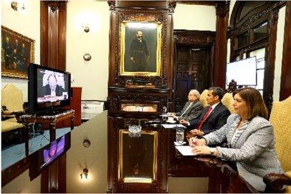 Perú/Chile.- Humala y Piñera siguen en directo la lectura del fallo de La Haya