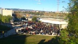 Huelga en TV3 y catalunya Ràdio
