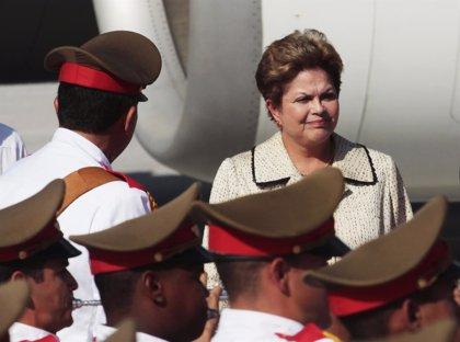 Rousseff y Castro inauguran el primer puerto de contenedores del Caribe