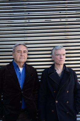 Vicente Molina Foix y Luis Cremades