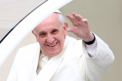 """Francisco pide que """"nunca más"""" se repita la Shoá, una """"vergüenza para la humanidad"""""""