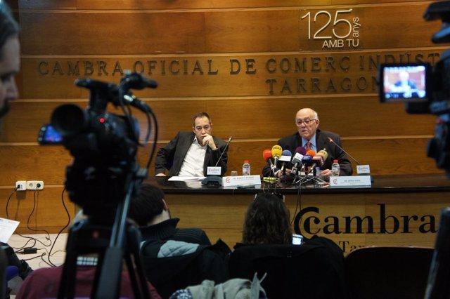 Balance de la Cámara de Tarragona