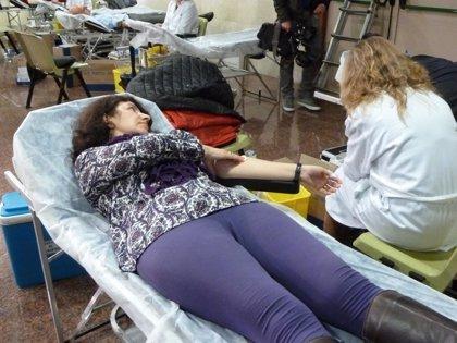 La Rioja mantuvo en 2013 la autosuficiencia para cubrir las necesidades de sangre en todos los centros