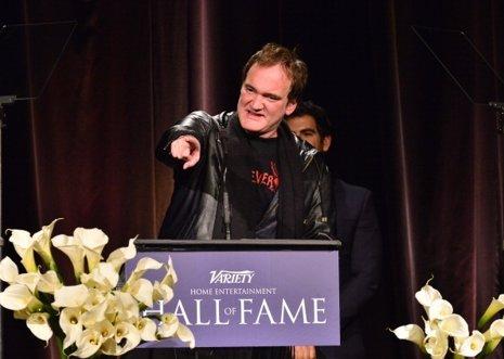 Tarantino demanda a Gawker por publicar enlaces a su guion