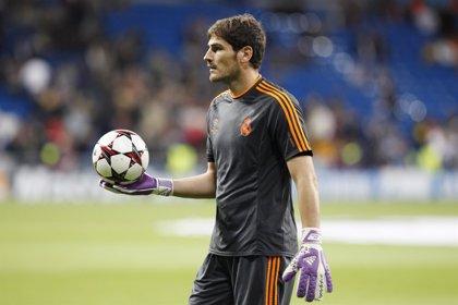 Iker Casillas supera el récord de imbatibilidad de Buyo