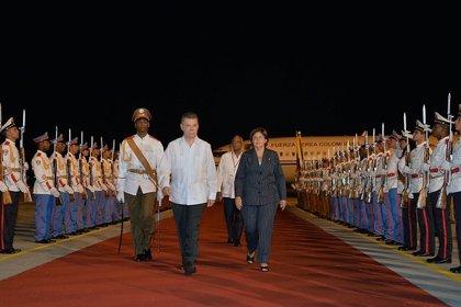 Santos agradece a Cuba el apoyo a las conversaciones de paz