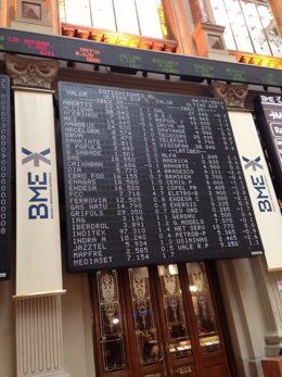 Recursos de la Bolsa de Madrid y del Ibex