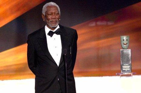 CBS encarga el piloto de la serie producida por Morgan Freeman
